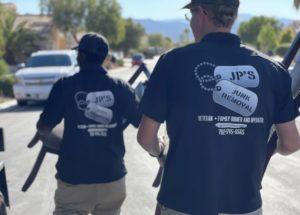 JP's junk removal team